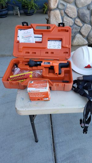 Ramset Powder Nail Gun for Sale in Patterson, CA