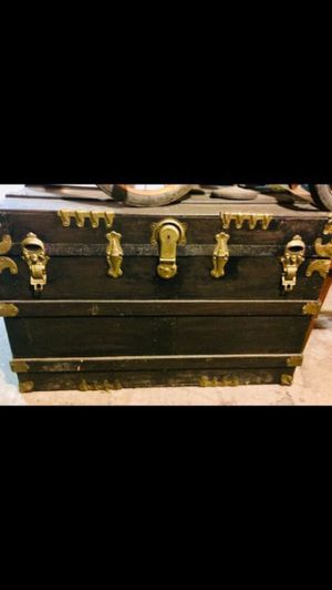 Steamer trunk for Sale in Providence, RI
