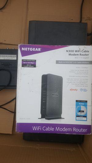 Modem router for Sale in Las Vegas, NV