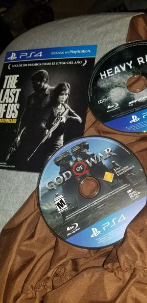 Lot of ps4 games take all will not seperate for Sale in Puyallup, WA