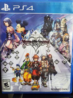 Kingdom Hearts 2.8 for Sale in Bostonia, CA