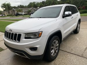 2015 Jeep Grand Cherokee Limited for Sale in Safety Harbor, FL