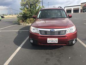 2009 Subaru Forester X limited for Sale in Sacramento, CA