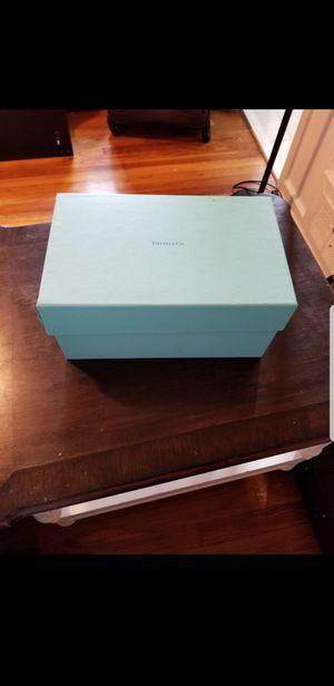 Tiffany box. Authentic for Sale in Alexandria, VA