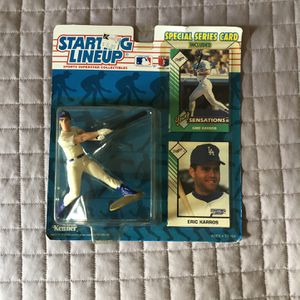 1993 Los Angeles Dodgers Eric Karros Kenner Toy Brand New for Sale in Culver City, CA