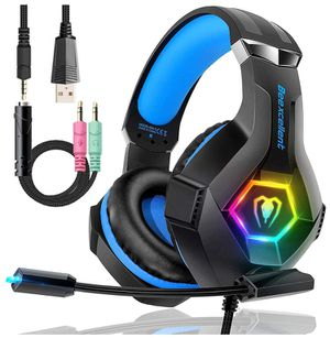 RGB Gaming Headset - Brand New for Sale in Hudson, FL