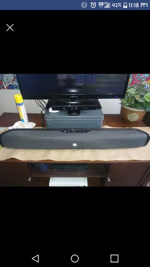 JBL sound bar for Sale in East Moline, IL