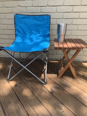 Small Camping Chair for Sale in Arlington, TX