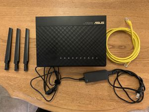 Asus RT-AC1900P Router for Sale in Salem, OR
