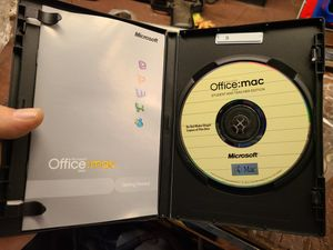 WINDOWS SOFTWARE FOR MAC for Sale in McMinnville, OR