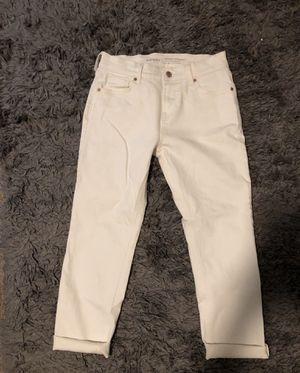White Denim Capris' Old Navy size 2 - stretch for Sale in Las Vegas, NV