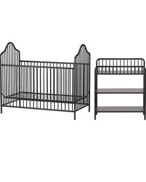 *NEW IN BOX* CRIB WITH CHANGING TABLE for Sale in Riviera Beach, FL