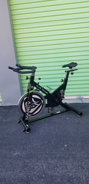 Exercise bike cycle stationary by Marcy for Sale in North Las Vegas, NV