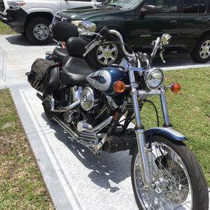 1999 Harley Softail custom for Sale in Summerfield, FL