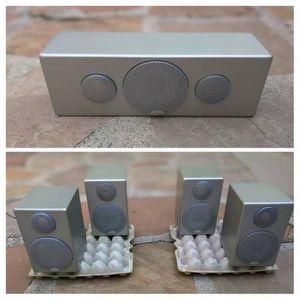 Monitor Audio Radius R90's + Radius 180 for Sale in Palm Springs, FL