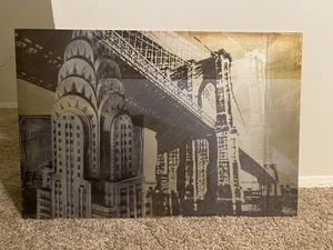 At Home Metal Wall Art for Sale in Richmond, VA
