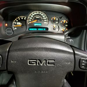 105xxx GMC Sierra cluster for Sale in Houston, TX
