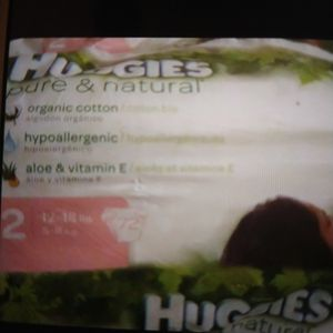 Huggies Natural Diapers ((New)) for Sale in Fontana, CA