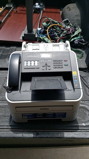 Brother Intelli-fax 2840 Laser Printer Fax Copier for Sale in San Juan Capistrano, CA