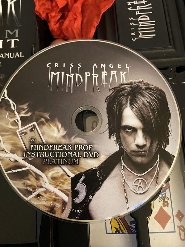 Chris Angel Mind Freak Platinum Magic Kit