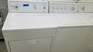 KENMORE WASHER AND ELECTRIC DRYER SET for Sale in Modesto, CA