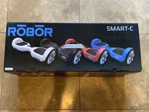 Hoverboard ROBOR Smart-C in Blue for Sale in Mesa, AZ