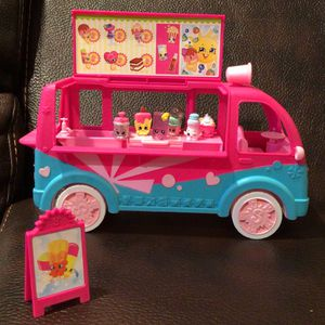 Shopkins Ice Cream Truck for Sale in Reinholds, PA