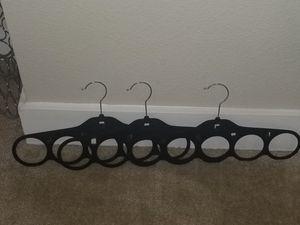 Closet organizers hooks scarfs belts for Sale in San Antonio, TX