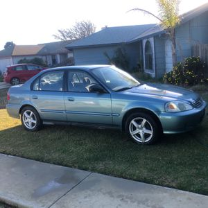 2000 Honda Civic for Sale in Greenfield, CA