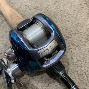 Johnny Morris Baitcaster Combo for Sale in Columbia, MD