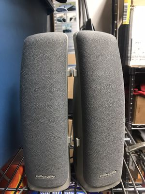 Polk Audio Computer Speakers for Sale in Banning, CA