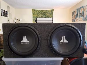 JL AUDIO for Sale in Seattle, WA