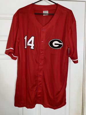 Baseball Jersey, University of Georgia, Extra Large, $12 for Sale in Marietta, GA