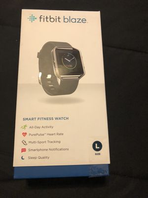 FitBit Blaze for Sale in Raleigh, NC