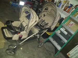 Safety 1s baby stroller like new only being used a few times for Sale in Las Vegas, NV