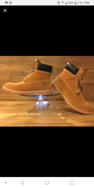 Timberland boots size 10 for Sale in Baltimore, MD