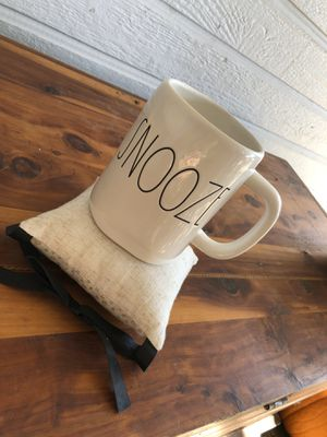 Rae Dunn- Snooze mug for Sale in Chico, CA