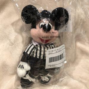 Vintage Disney Referee Mickey Bean Bag for Sale in Reedley, CA