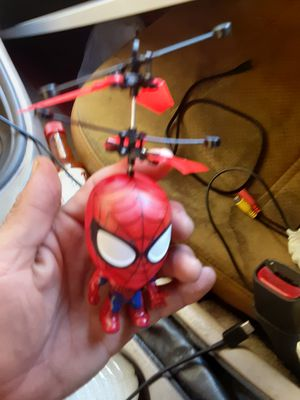 Spider-Man mini drone no remote $10 we can talk prices for Sale in Long Beach, CA