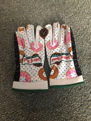 krispy kreme dirt bike gloves for Sale in Freehold, NJ