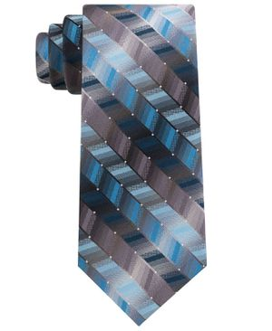Van Heusen Hawk Geometric Tie Turqouise for Sale in Norfolk, VA