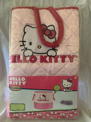 Hello kitty quilted bucket for Sale in Glendale Heights, IL