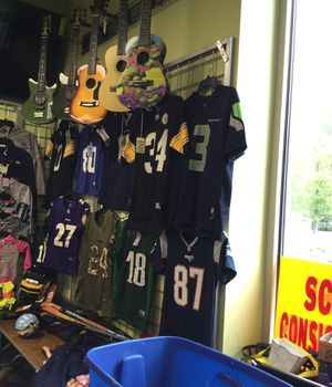 Football Jerseys Set at Different prices for Sale in Matawan, NJ
