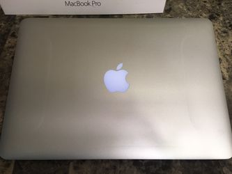 "MacBook Pro 13"" With The Retina Dual Core 8gb Ram 128gb Storage No Low Balling $500 OBO for Sale in Pflugerville,  TX"