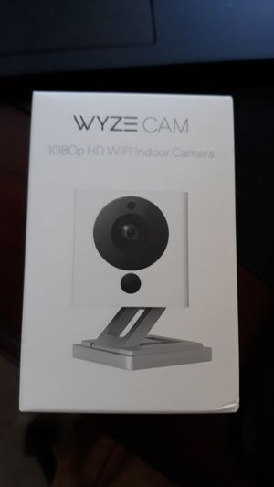 Wyze cam 1080p indoor wifi camera for Sale in Portland, OR