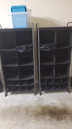 Closet organizer for Sale in Knightdale, NC