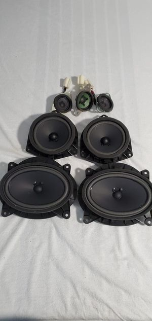 2020 Tundra speakers system complete for Sale in Downey, CA