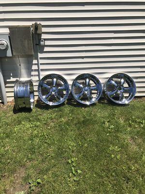 "KMC Chrome Rims 22""x9"" for Sale in Marysville, OH"