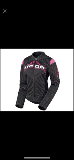 Icon motorcycle jacket for Sale in Houston, TX