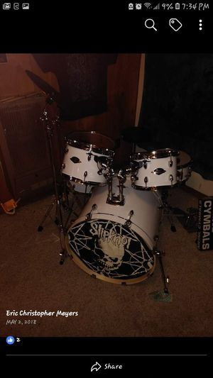 Full drumset for Sale in Rhinelander, WI